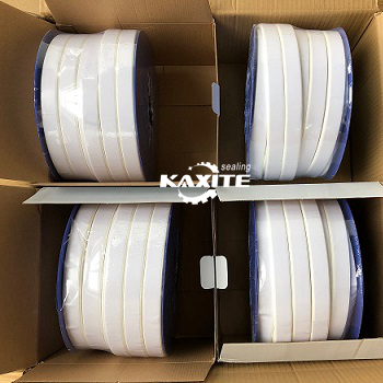 Utvidet PTFE Joint Sealant Packing Tape med lim